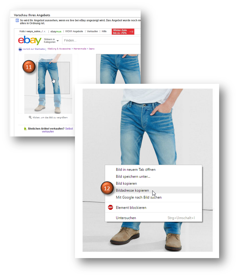How To Setup Template On Ebay I Ways Sales Solutions Gmbh